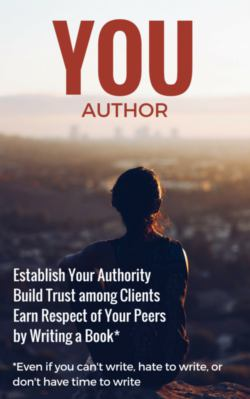 Client-attracting book
