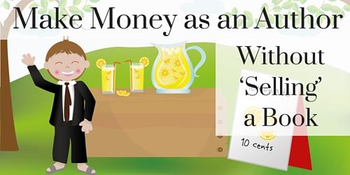 Make Money as an Author