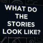 What do the stories look like?
